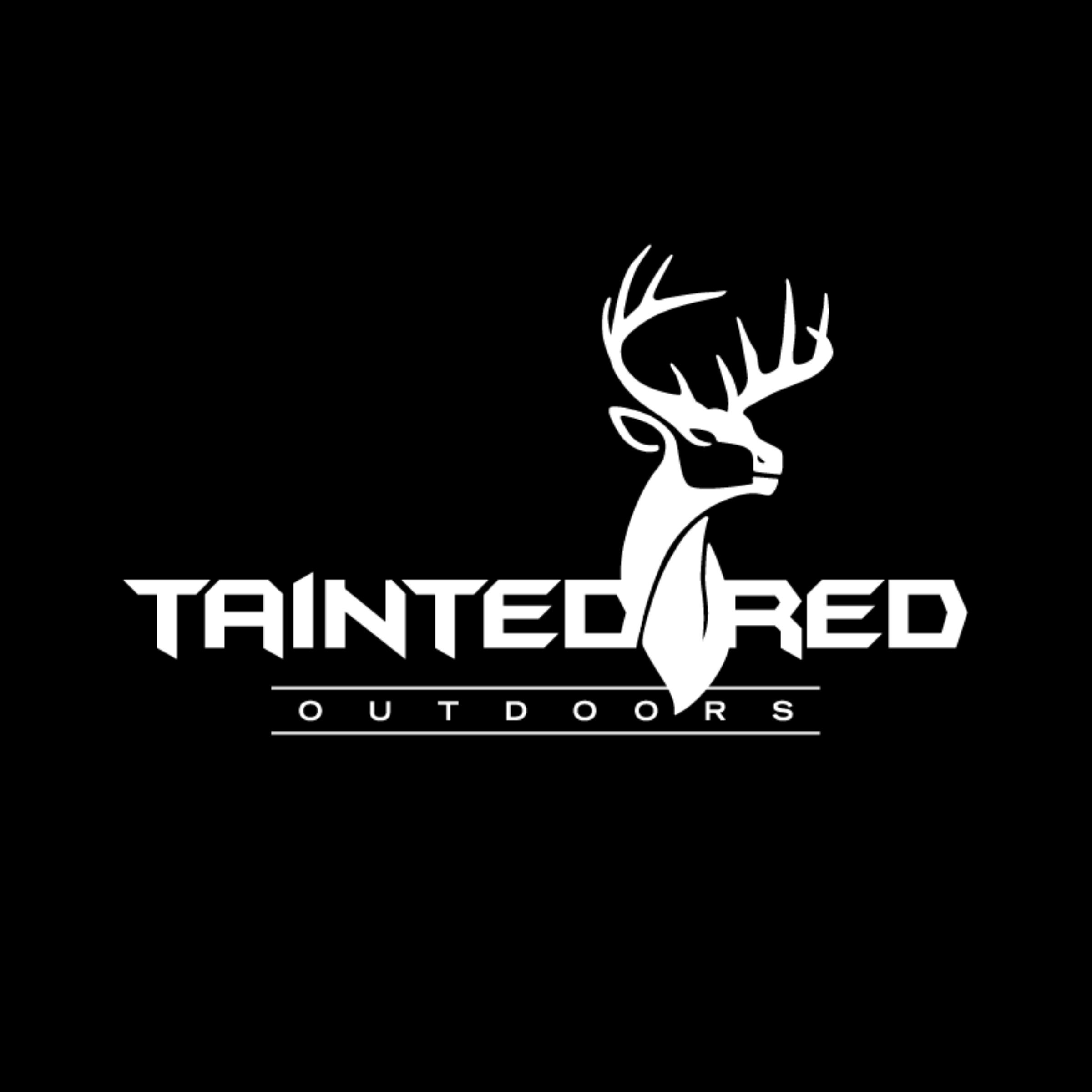 Business Logo For Tainted Red Outdoors