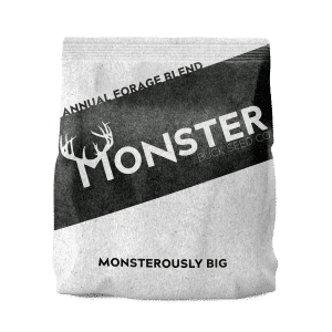 Outdoor Promotional Materials - Monster Buck Seed Co