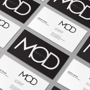 Outdoor Printing Designs - Business Cards