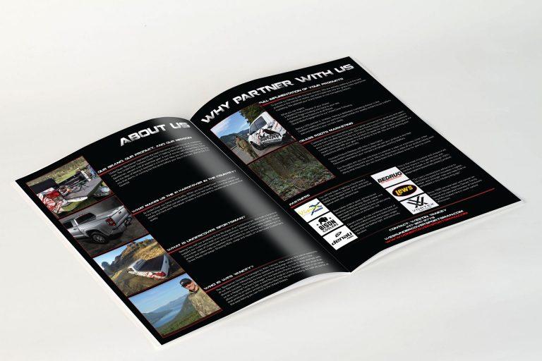 Outdoor Print Design