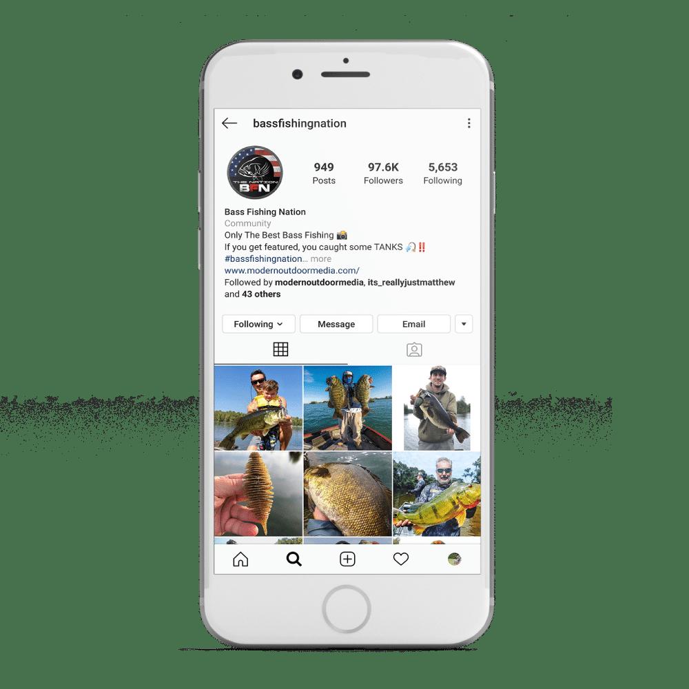 Outdoor Social Media Management