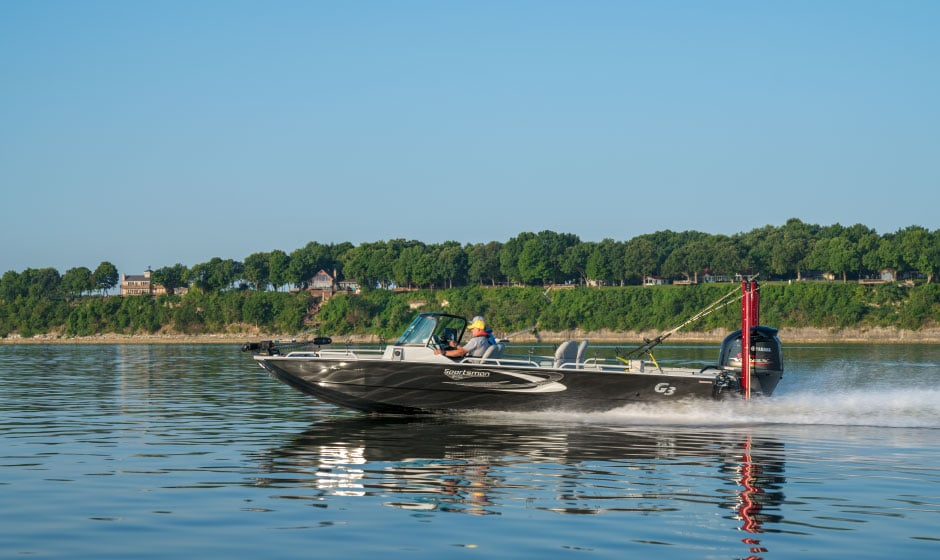 Fishing Photography for Bass Boats