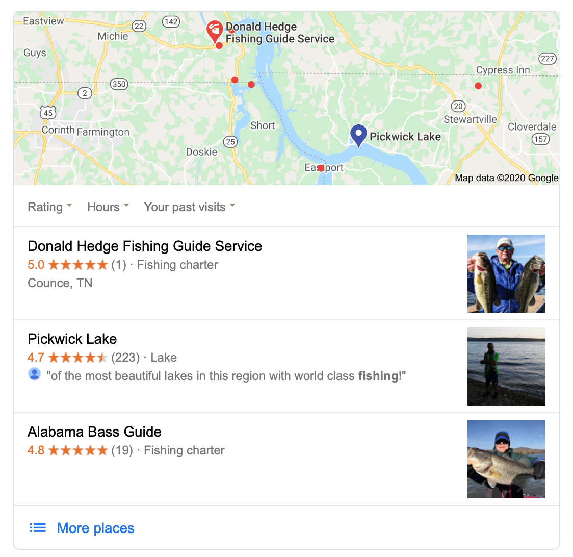 Optimizing Your Google My Business Listings